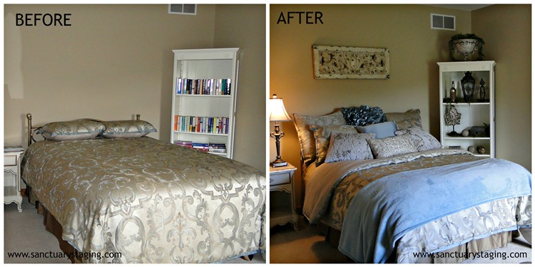 Before After LS bed