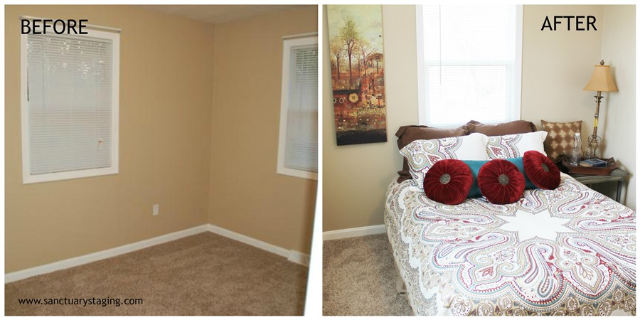 resize 1623 bedroom before and after
