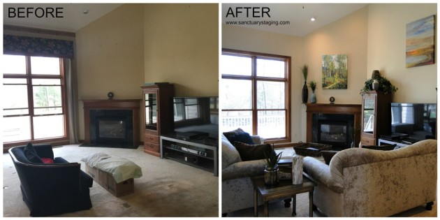 resize Ashcroft family room before and after 2