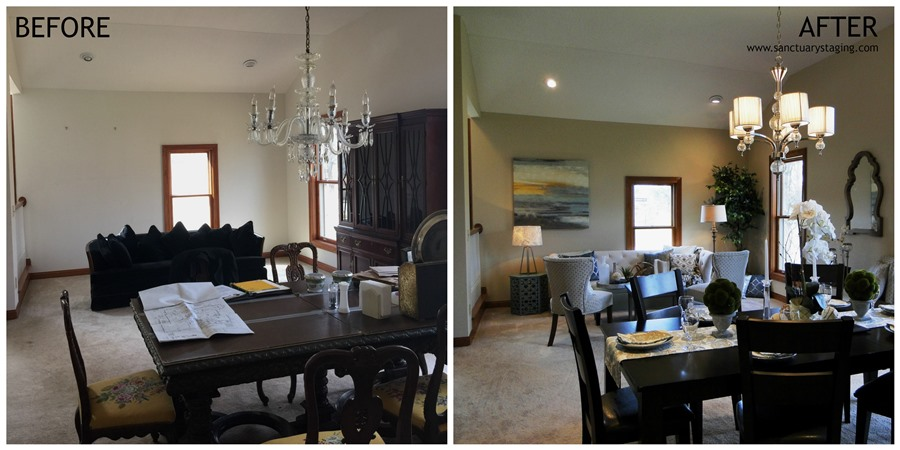 resize Ashcroft living and dining room before and after