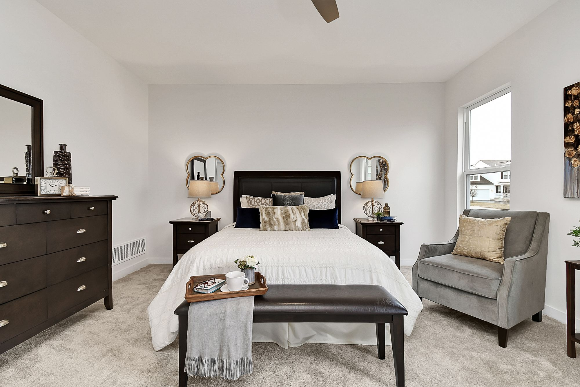 Staged by Sanctuary Staging, photo by JPG Media